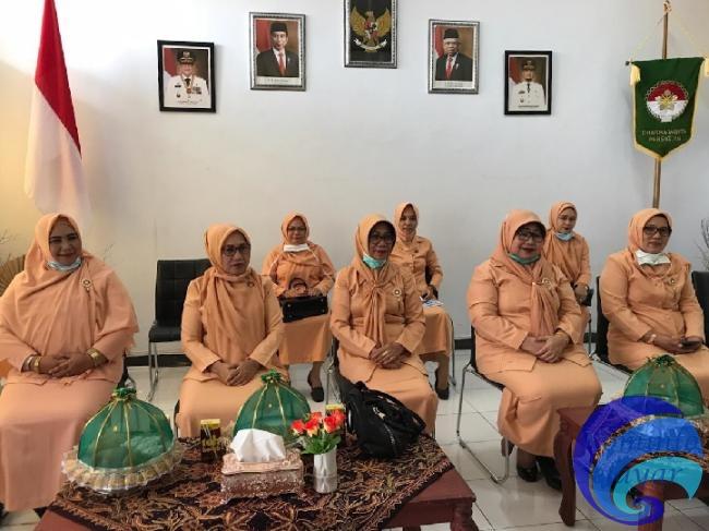 Dwp Selayar Ikuti Hut Ke 21 Dharma Wanita Persatuan Tahun 2020